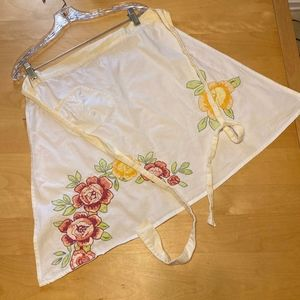 Anthropologie Half Apron